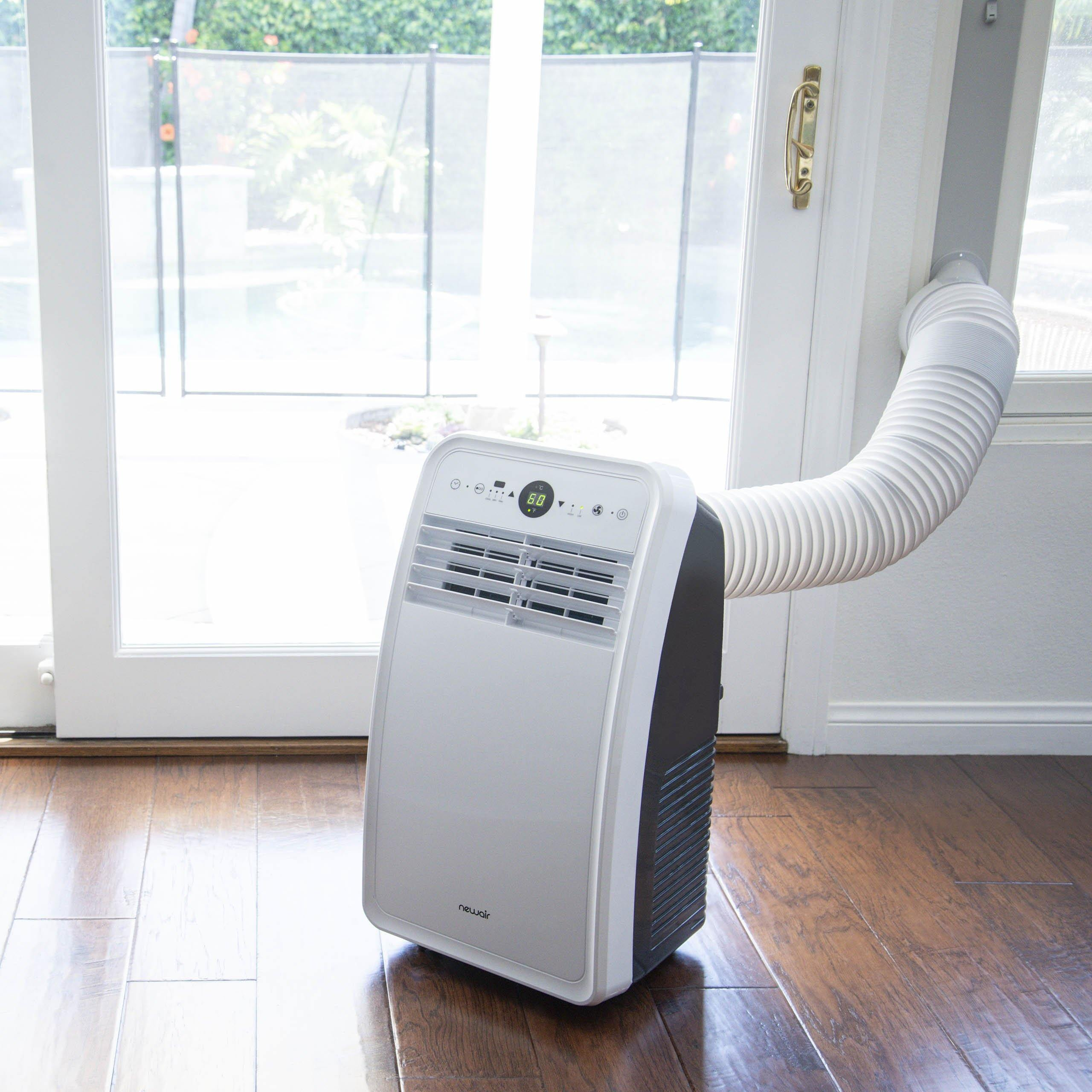 Newair Compact Portable Air Conditioner 8 000 Btus 4 500