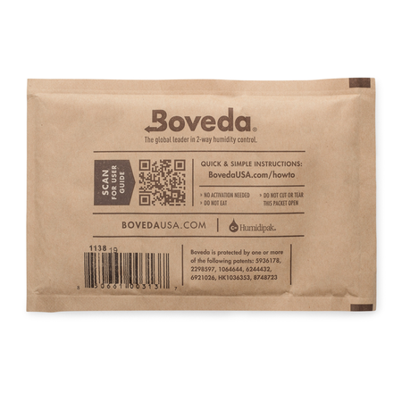 Boveda Step 1: Seasoning Kit
