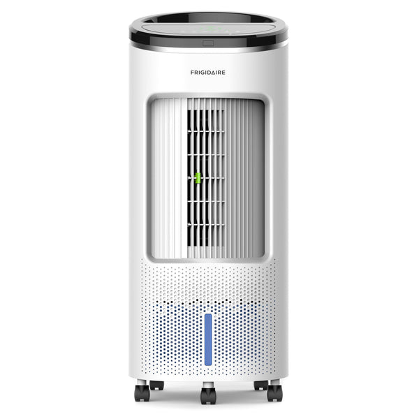 Remanufactured Frigidaire 2-in-1 Evaporative Air Cooler and Fan, 250 sq. ft. with Wide Angle Oscillation & 4 Fan Speeds