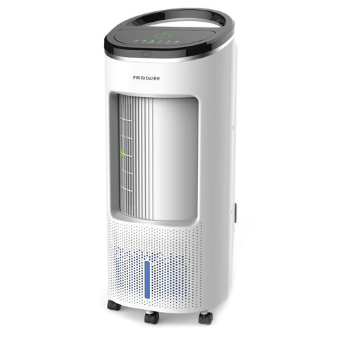 Frigidaire 2-in-1 Evaporative Air Cooler and Fan, 250 sq. ft. with Wide Angle Oscillation & 4 Fan Speeds