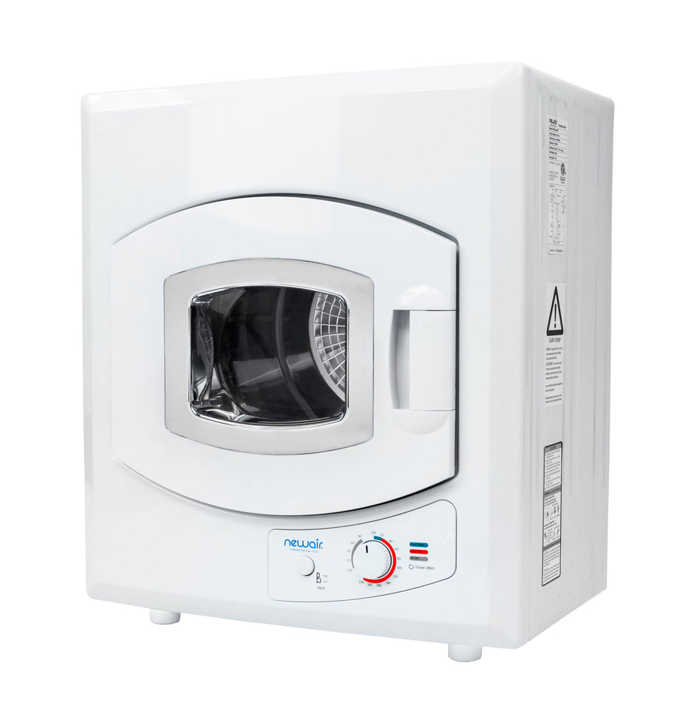 Apartment Size Washer And Dryer Cheap: White Apartment Size Mini Dryer