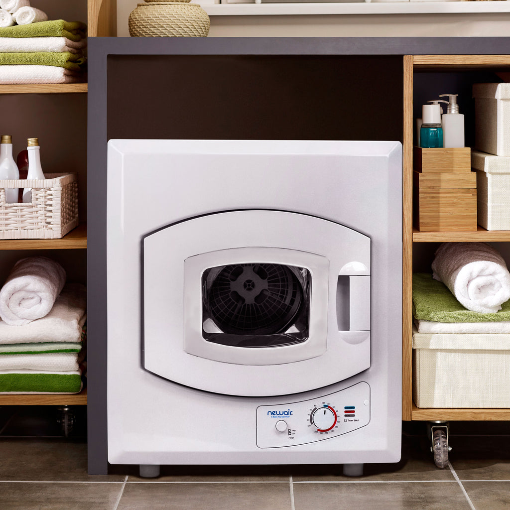 Apartment Size Washer And Dryer Cheap: White Apartment Size Portable