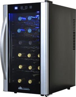 Remanufactured Avalon Bay 18-Bottle Thermoelectric Wine Cooler