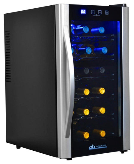 Avalon Bay 18-Bottle Thermoelectric Wine Cooler