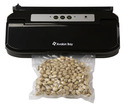 Avalon Bay Medium Vacuum Sealer for Food Storage