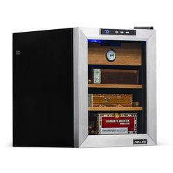 Remanufactured NewAir 250 Count Cigar Humidor