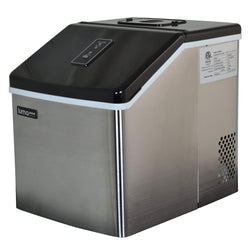 Luma Comfort Ice Makers Luma Comfort Clear Portable Ice Maker | IM200SS