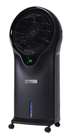Remanufactured NewAir Evaporative Cooler in Black