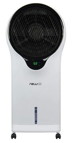 Blemished Newair Portable Evaporative Cooler Fan, White