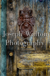 French Quarter Door Knocker