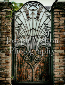 Garden District Door