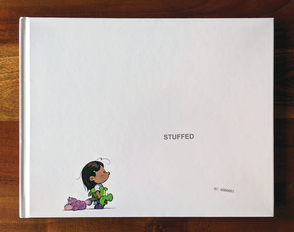 Stuffed Volume One Hardcover Signed