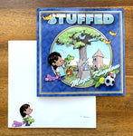 Stuffed Softcover Set Signed