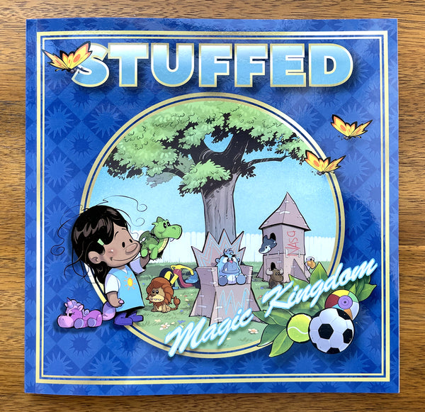 Stuffed Volume Two Softcover Signed