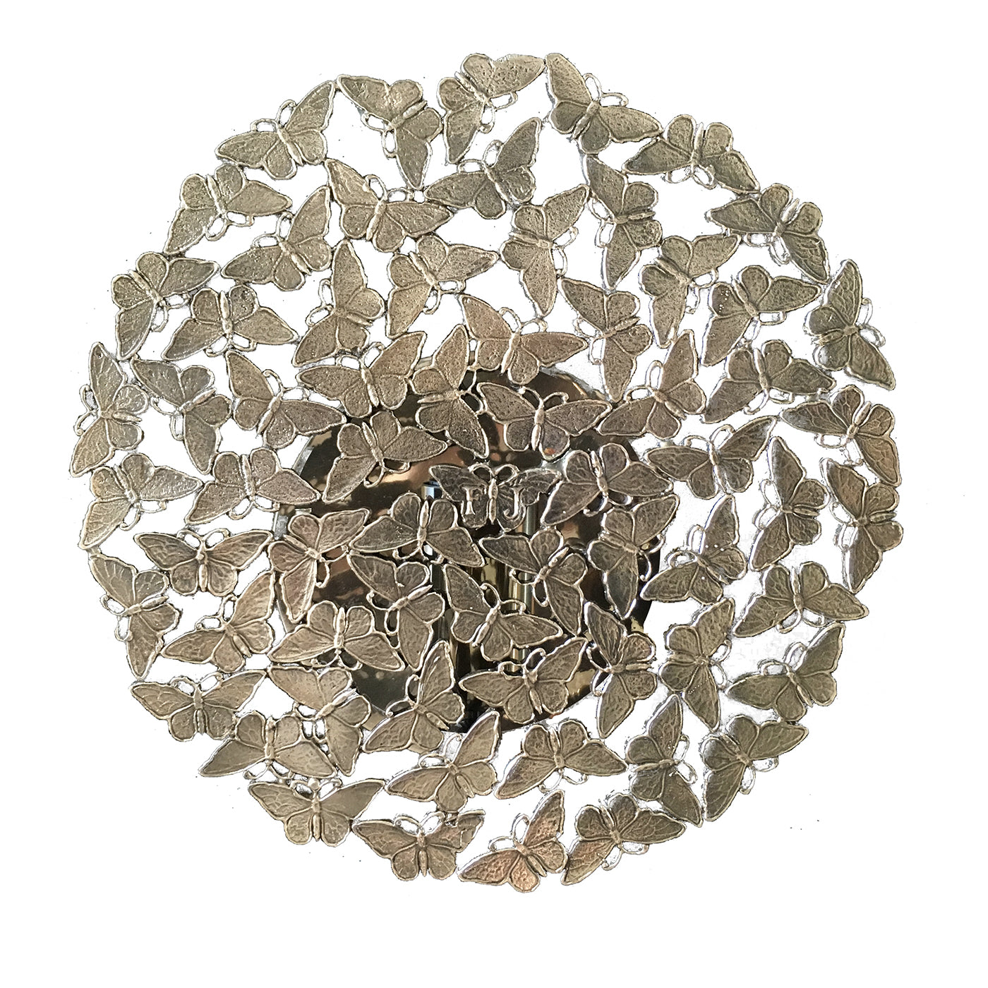 Butterfly Wall Sconce - Bronze