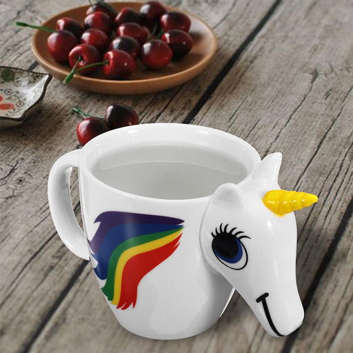 Colour-Changing Unicorn Mug
