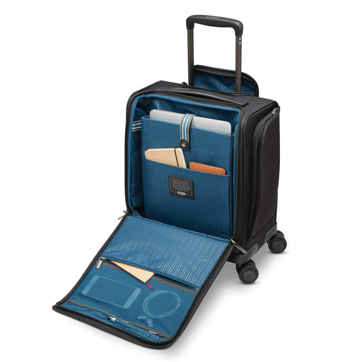 "Hartmann Metropolitan 2 17"" Underseat Carry-On Spinner"