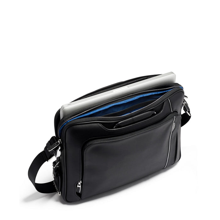 Tumi Arrive Hannover Slim Brief Leather