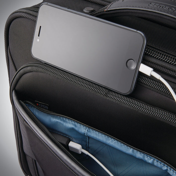 Samsonite Pro Vertical Spinner Mobile Office