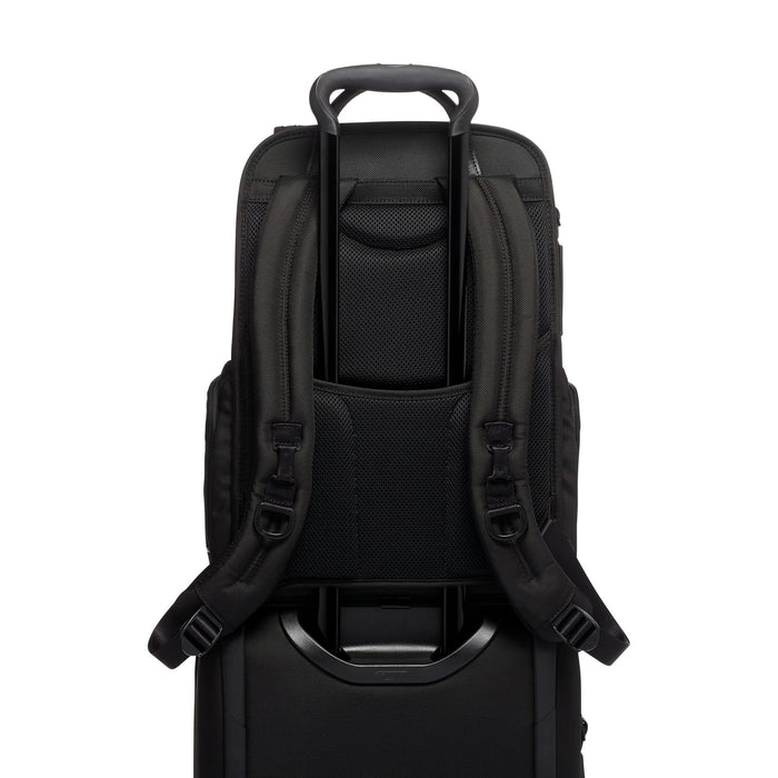 Tumi Alpha 3 Flap Backpack
