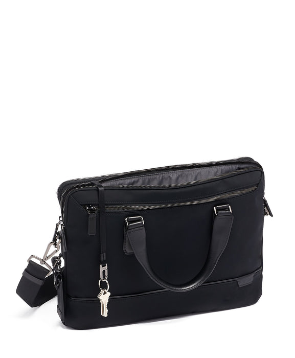 Tumi Harrison Sycamore Slim Brief