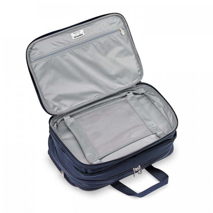 Briggs & Riley Baseline Expandable Cabin Bag Navy