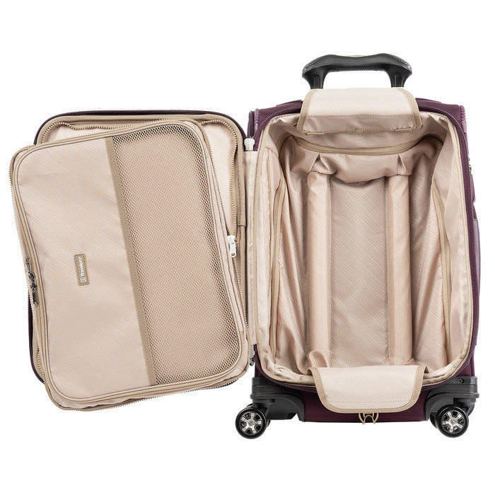 Travelpro Crew VersaPack Global Carry-On Expandable Spinner