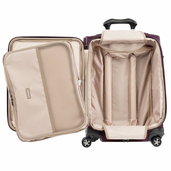 Travelpro Crew VersaPack Max Carry-On Expandable Spinner