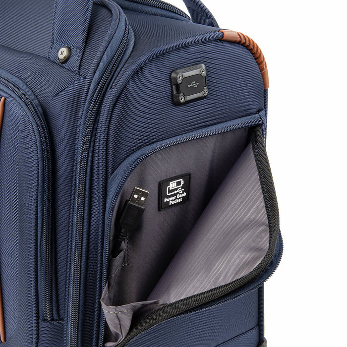 Travelpro Crew VersaPack Rolling Underseat Carry-On