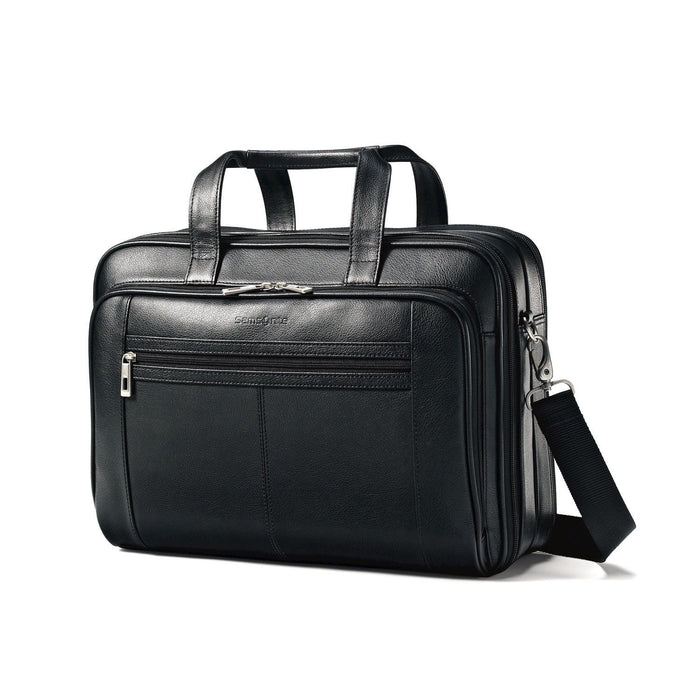 Samsonite Leather Checkpoint Friendly Case