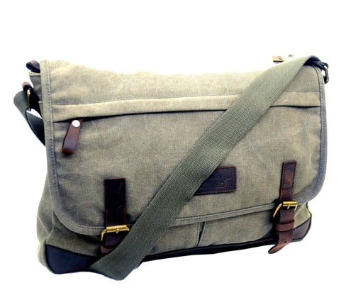 Portland Baggage Company Messenger Bag