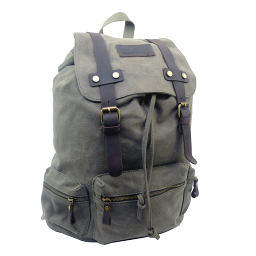 Portland Baggage Company Buckle Backpack