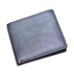 Touro Signature Leather Wallets Pebble Grain ID Card Wallet