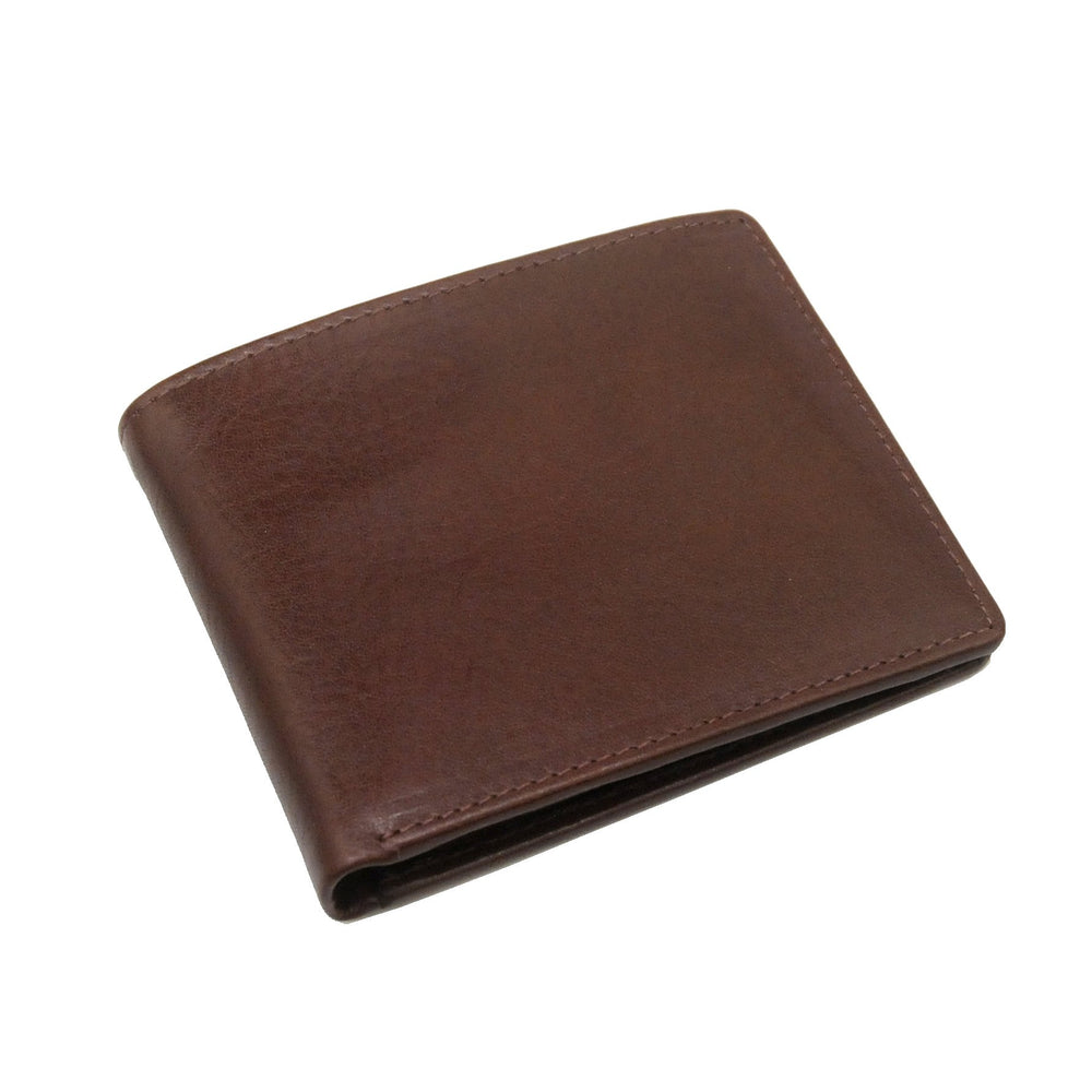 Touro Signature Leather Wallets Veg Tanned Card ID Wallet