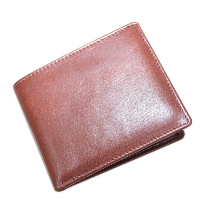 Touro Signature Leather Wallets Veg Tanned ID Flip Wallet