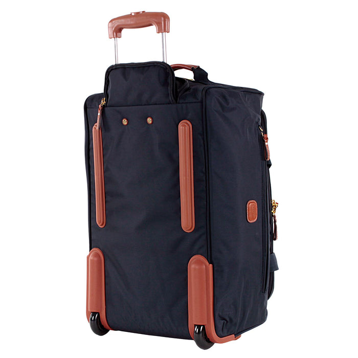 "Brics X-Bag 21"" Carry-On Rolling Duffle Bag"