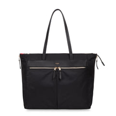 Knomo Mayfair Grosvenor Place Laptop Tote Bag – 15""