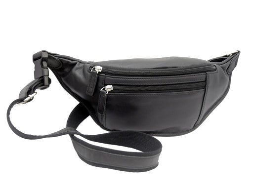 Touro Signature Leather Classic Waist Pack