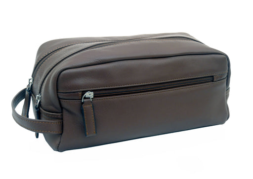 Touro Signature Leather Deluxe Travel Kit