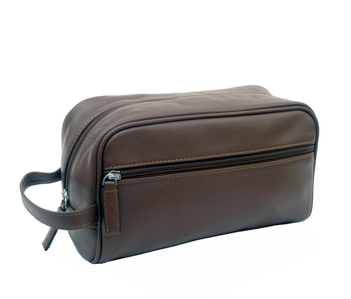 Touro Signature Leather Classic Travel Kit