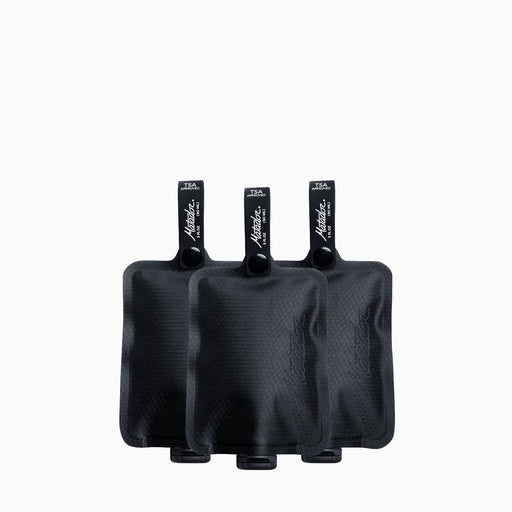 Matador Flatpak Toiletry Bottle - 3 Pack
