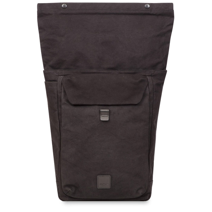 Knomo Fulham Novello Roll-Top Laptop Backpack – 15""
