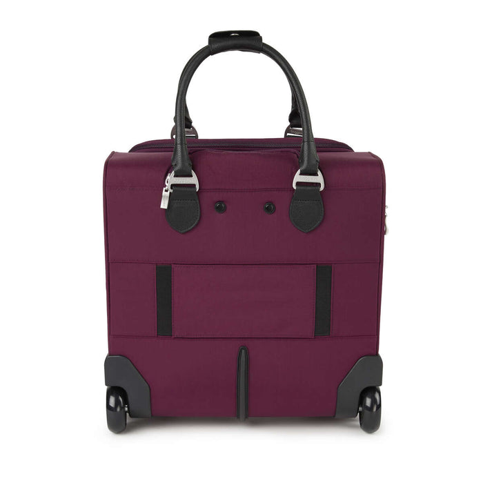 Baggallini Travel 2-Wheel Underseat Carry-On