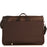 Knomo Brompton Classic Bungo Leather Laptop Messenger Bag – 15.6""