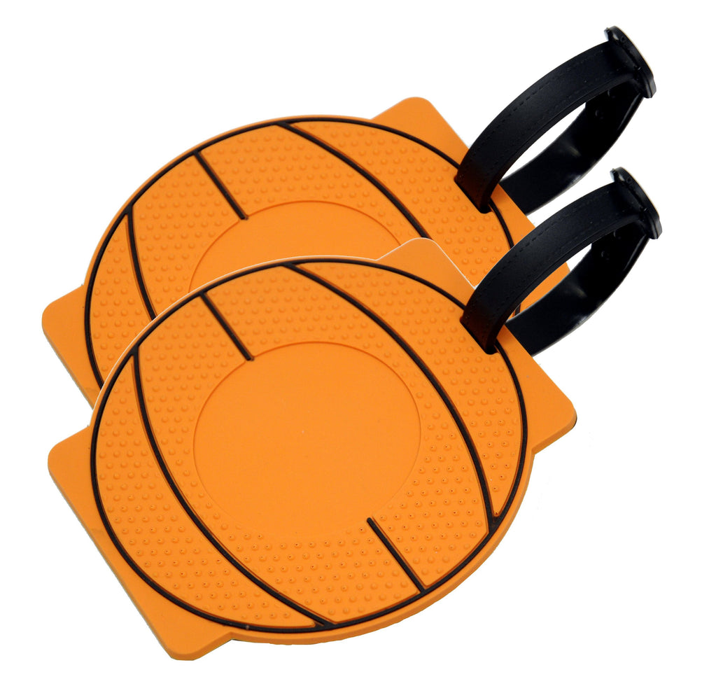 Voltage Valet - Luggage Tag - Sports | Basketball