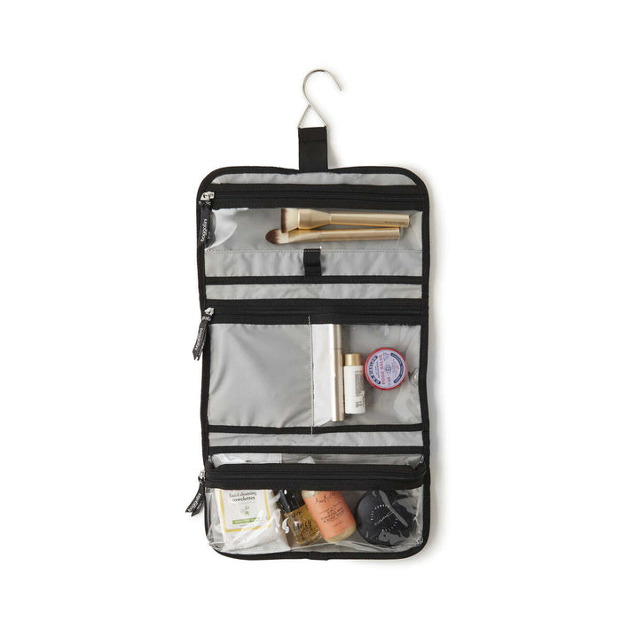 Baggallini Travel Accessories Collection Trifold Travel Kit
