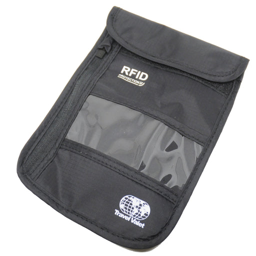 Voltage Valet - RFID Neck Pouch