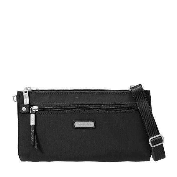 Baggallini New Classic Collection RFID Transit Bagg Baggallini Black
