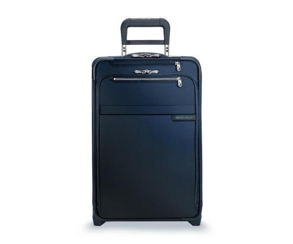 Briggs & Riley Baseline Domestic Carry-On Expandable Upright Navy