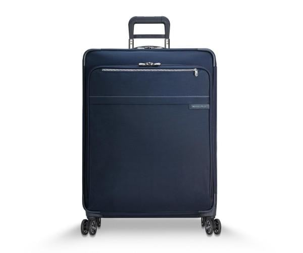 Briggs & Riley Baseline Large Expandable Spinner Navy